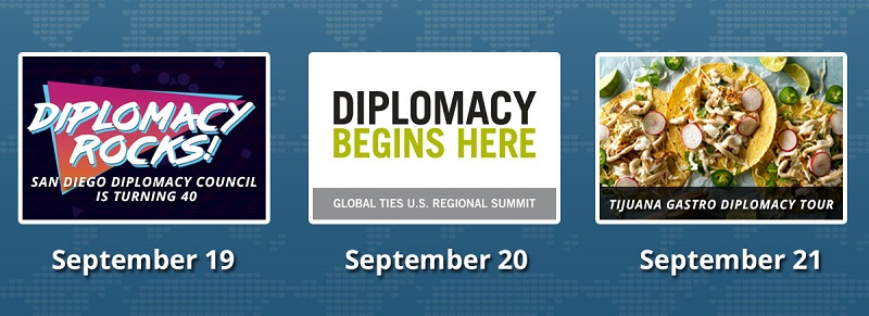 Diplomacy Council Events