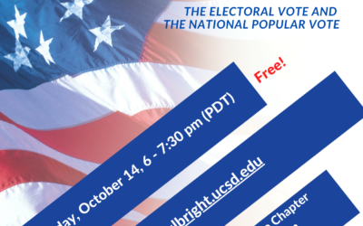 Electing the President: Electoral College Vote and National Popular Vote